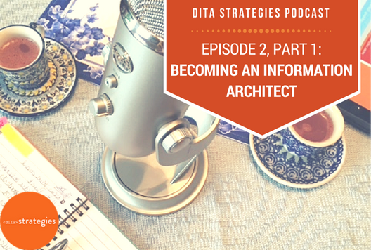 Episode 2, Part 1: Becoming an Information Architect