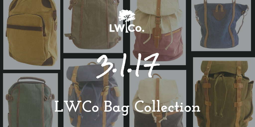 Introducing LWCo Bag Collection!