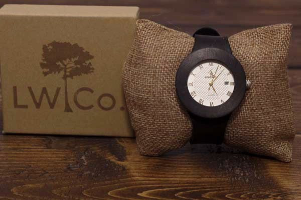 Exclusive! Black Tie Affair Wood Watch - Leather And Wood Co.