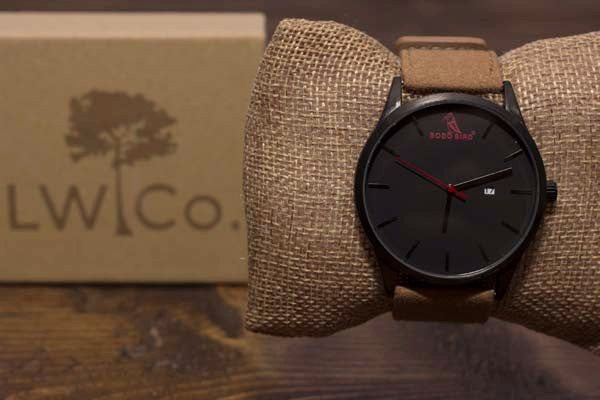 Exclusive! A Long Drive Watch - Leather And Wood Co.