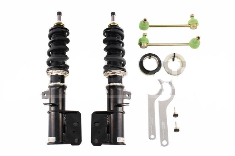 BC Racing - BR Series Coilovers - Fronts Only - ZB-02-BR-F - NextGen Tuning