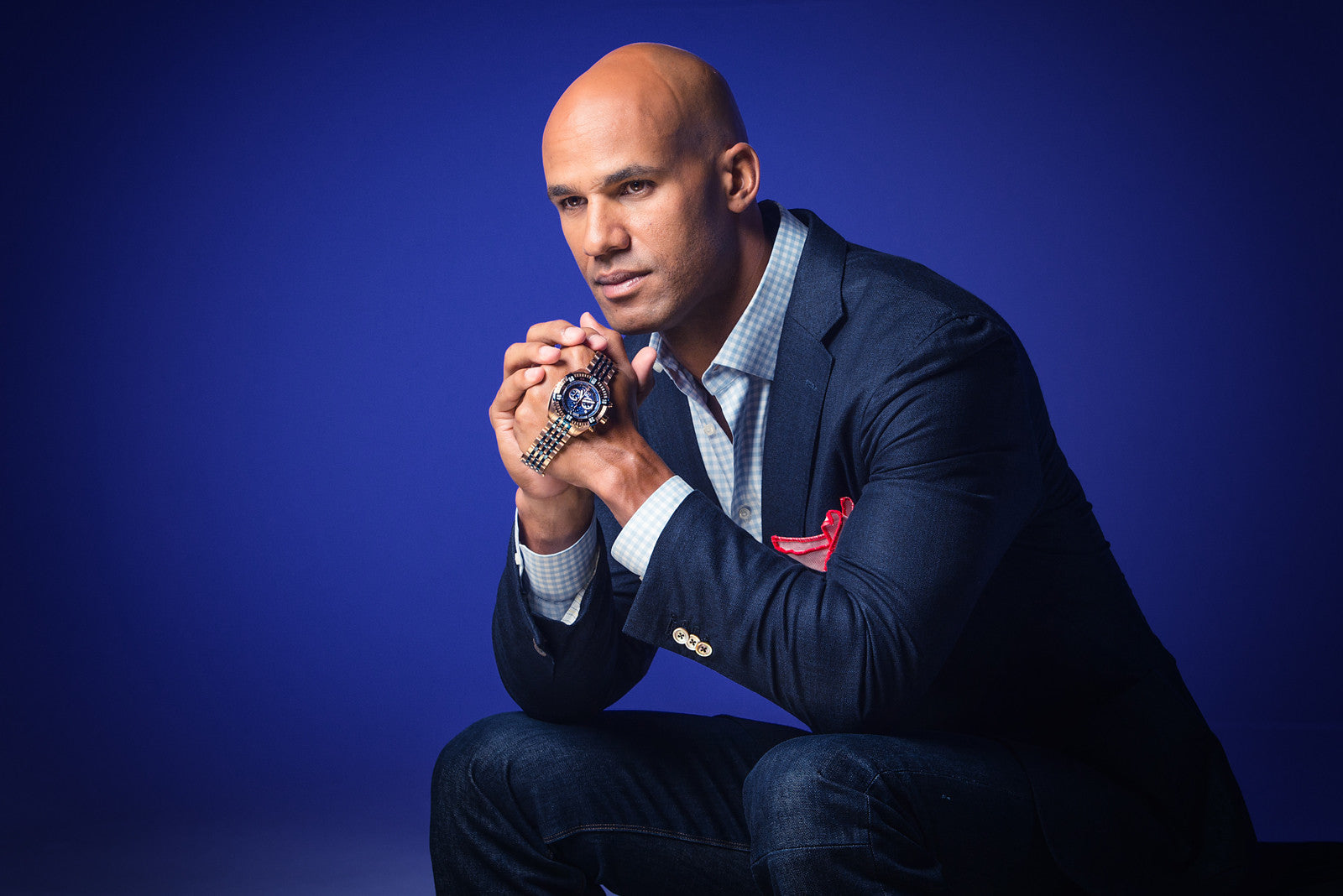 Invicta Watches: Jason Taylor Collection, In A League Of Their Own