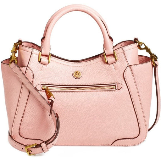 Tory Burch Frances Small Satchel - Rose Sachet