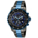 Invicta Men's 11371 Specialty Quartz Chronograph Black Dial Watch