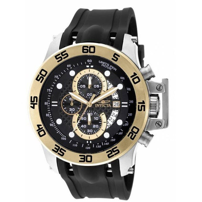 Invicta Men's 19253 I-Force Quartz Multifunction Black Dial Watch