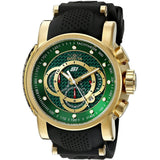 Invicta Men's S1 Rally Analog Display Quartz Black Watch 19329