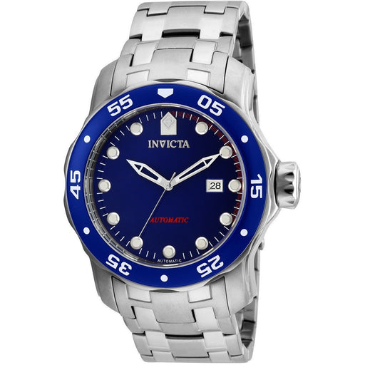 Invicta Men's Pro Diver Automatic 3 Hand Blue Dial Watch 23631