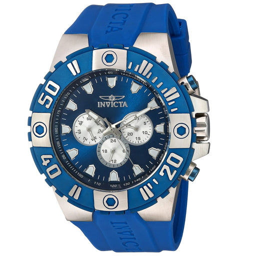 Invicta Pro Diver Multi-Function Blue Dial Men's Watch 23968