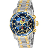 Invicta Women's 24133 Disney Quartz Chronograph Black Dial Watch