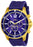 Invicta Men's 24392 Pro Diver Quartz Chronograph Blue Dial Watch