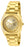 Invicta Women's 25248 Angel Quartz Chronograph Gold Dial Watch