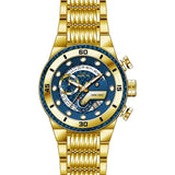 Invicta Men's 25281 S1 Rally Quartz Multifunction Blue Dial Watch
