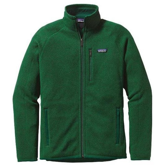 Patagonia Better Sweater Fleece Jacket - Men's Hunter Green, Large