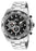 Invicta Men's 25533 Speedway Quartz Multifunction Black Dial Watch