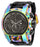 Invicta Men's 25609 Reserve Quartz Multifunction Gunmetal Dial Watch