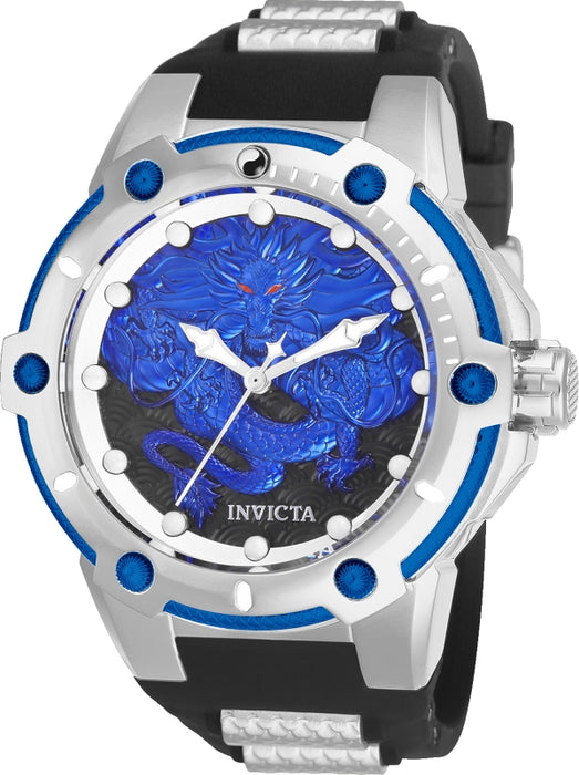 Invicta Men's 25778 Speedway Automatic 3 Hand Black Dial Watch
