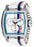Invicta Men's 26394 S1 Rally Quartz Chronograph White, Blue, Red Dial Watch