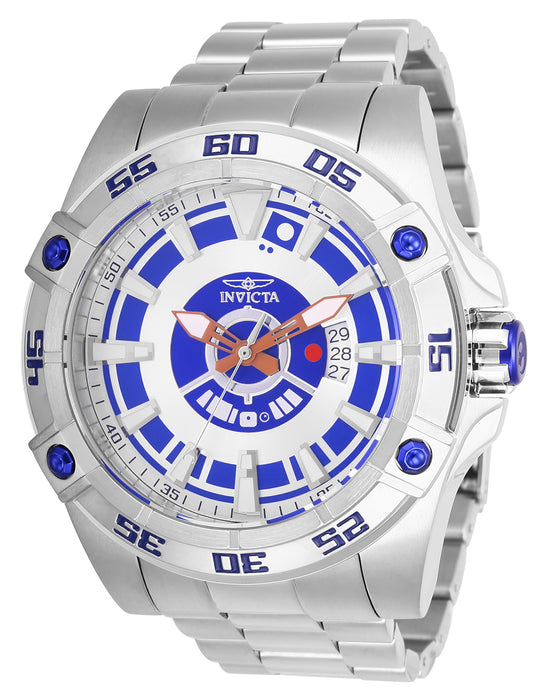 Invicta Men's 26519 Star Wars Automatic Multifunction Blue Dial Watch