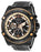 Invicta Men's 26795 Marvel Quartz 3 Hand Black Dial Watch