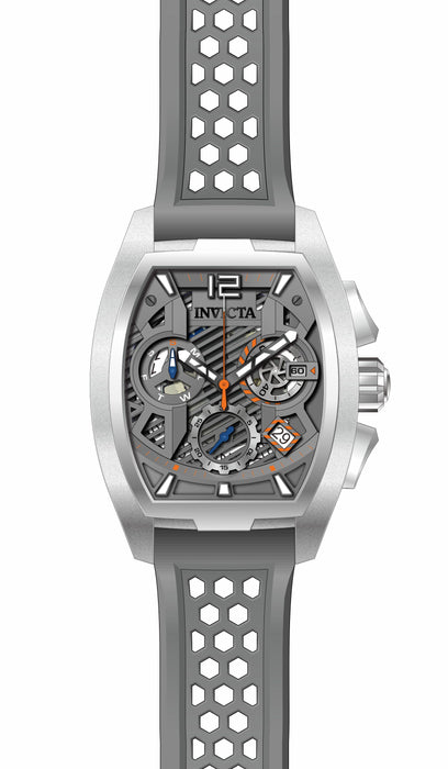 Invicta Men's 26885 S1 Rally Quartz Multifunction Grey Dial Watch