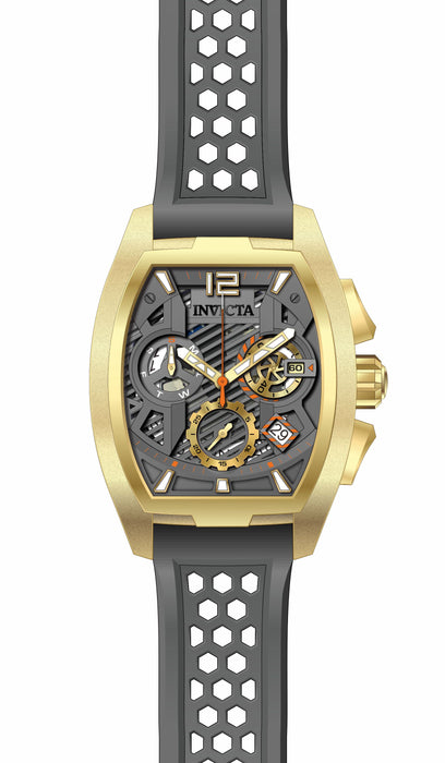 Invicta Men's 26886 S1 Rally Quartz Multifunction Grey Dial Watch