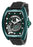 Invicta  Men's 26892 S1 Rally Automatic Multifunction Black, Green Dial Watch