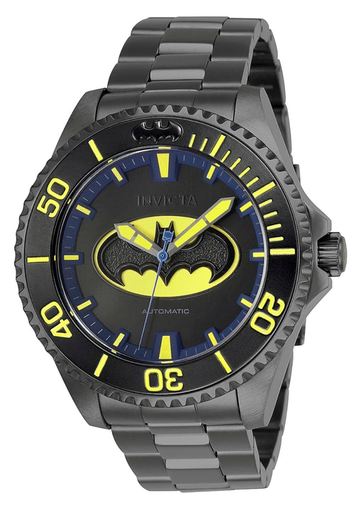 Invicta Men's 26901 DC Comics Automatic 5 Hand Black Dial Watch