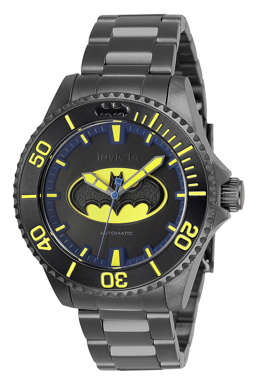 Invicta Women's 26903 DC Comics Automatic 3 Hand Black Dial Watch