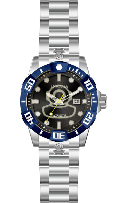 Invicta Men's 26978 Pro Diver Automatic 3 Hand Black Dial Watch