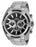 Invicta Men's 27190 Bolt Quartz Chronograph Black Dial Watch