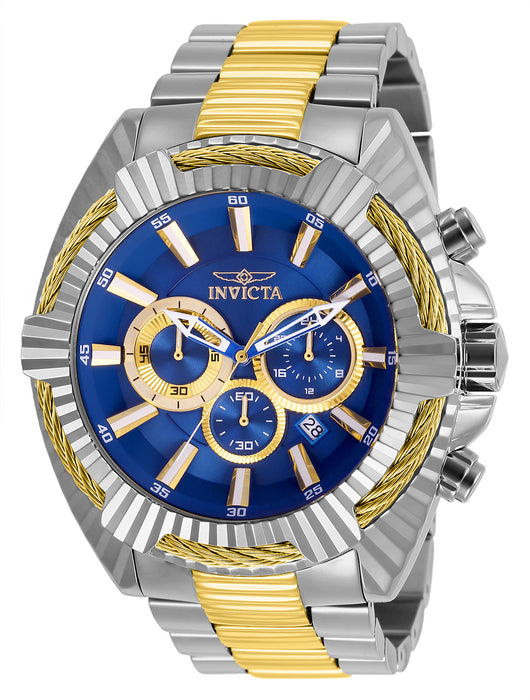 Invicta Men's 27195 Bolt Quartz Chronograph Black Dial Watch
