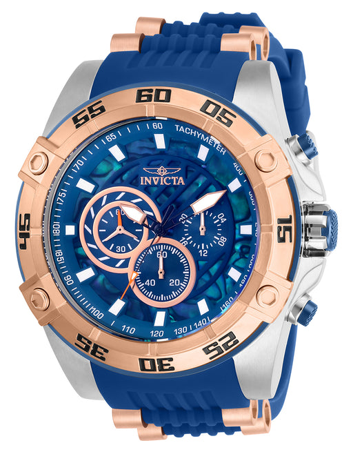 Invicta Men's 27255 Speedway Quartz Chronograph Blue Dial Watch