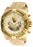 Invicta Men's 27301 Star Wars Quartz 3 Hand Gold Dial Watch
