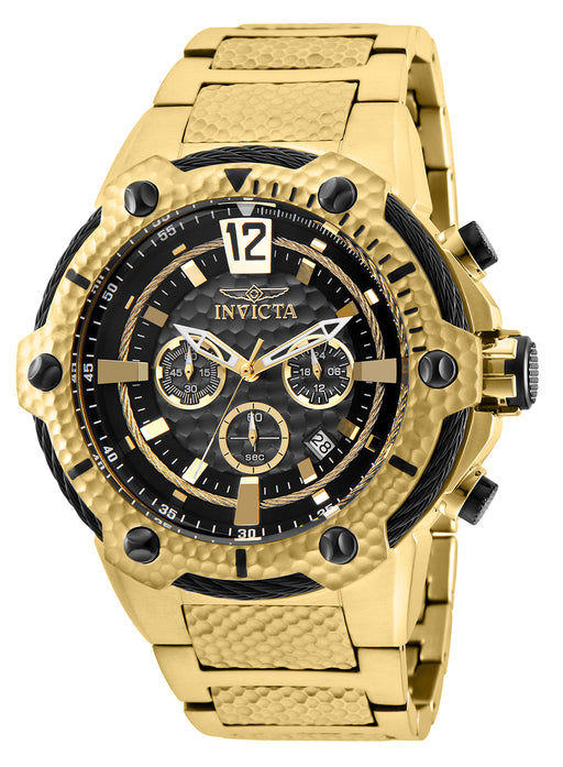 Invicta Men's 27302 Subaqua Quartz Chronograph Black Dial Watch