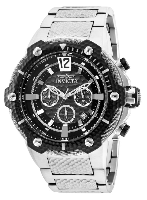 Invicta Men's 27303 Subaqua Quartz Chronograph Black Dial Watch