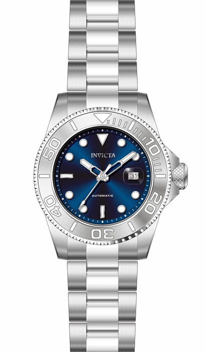 Invicta Men's 27305 Pro Diver Automatic 3 Hand Blue Dial Watch