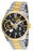 Invicta Men's 27568 Vintage Mechanical 3 Hand Black Dial Watch
