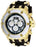 Invicta Men's 27914 Specialty Quartz Chronograph White wood Dial Watch