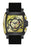 Invicta Men's 27944 S1 Rally Quartz Multifunction Gold, Black Dial Watch