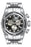 Invicta Men's 28152 Bolt Quartz Chronograph Black, White Dial Watch