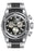 Invicta Men's 28154 Bolt Quartz Chronograph Black, White Dial Watch
