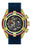 Invicta Men's 28212 Bolt Quartz 3 Hand Black, Blue, Red Dial Watch