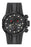 Invicta Men's 28384 Venom Quartz Chronograph Gunmetal, Black Dial Watch