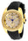 Invicta Women's 28485 Angel Quartz Chronograph Pave, Gold Dial Watch
