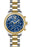 Invicta Men's 28897 Aviator Quartz Chronograph Blue Dial Watch