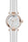 Invicta Lady 28946 Bolt Quartz 3 Hand White Dial Watch