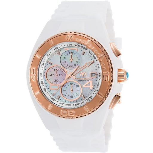 Technomarine Women's Cruise Original Quartz Rose Gold Dial Watch TM-115355