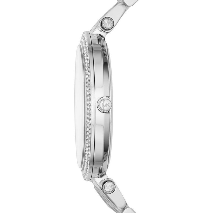 Michael Kors Watches Kerry Three Hand Stainless Steel Watch MK3395