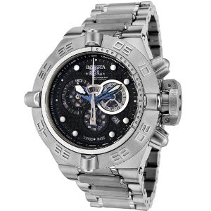 Invicta Men's 6556 Subaqua Quartz Chronograph Blue Dial Watch