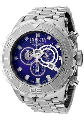 Invicta Men's 6897 Subaqua Quartz Chronograph Blue Dial Watch